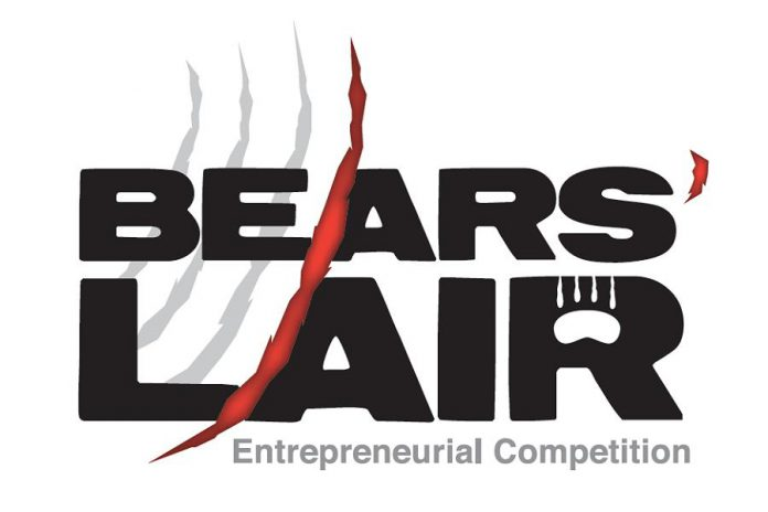 The 2017 Bears' Lair competition offers more than $120,000 in prizes, including $50,000 in cash and business support services