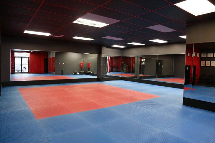 The 1,350-square-foot facility at Black Belt World Peterborough (photo: Black Belt World Peterborough / Facebook)