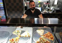 Mehdi Taheri of Silk Roots Fusion Cuisine, a new resaturant in downtown Peterborough (photo: Silk Roots Fusion Cuisine / Facebook)