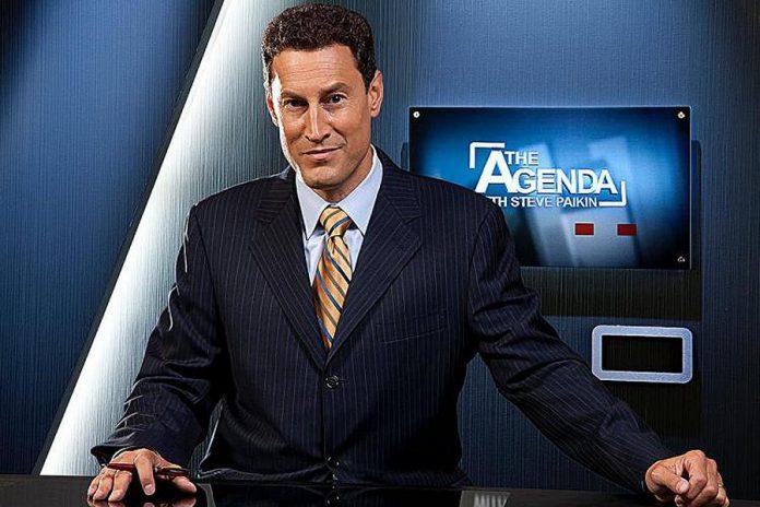 TVO anchor and author Steve Paikin (photo: TVO)