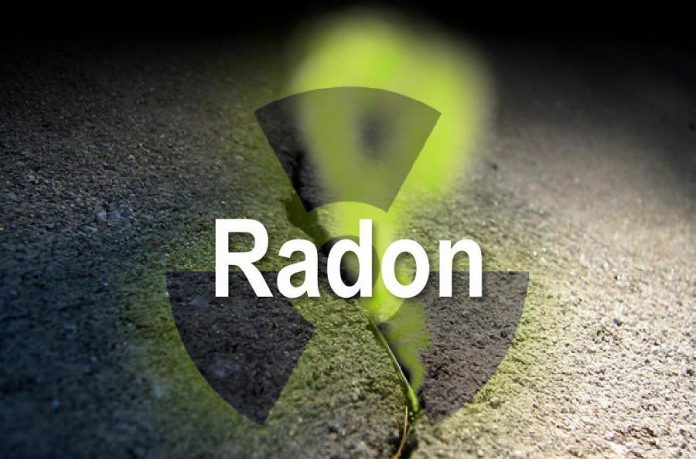 Radon is a colourless and odourless gas that can cause lung cancer