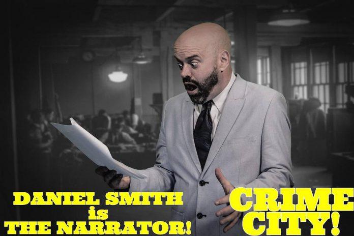 Daniel Smith is The Narrator. (Photo: Adam Martignetti)