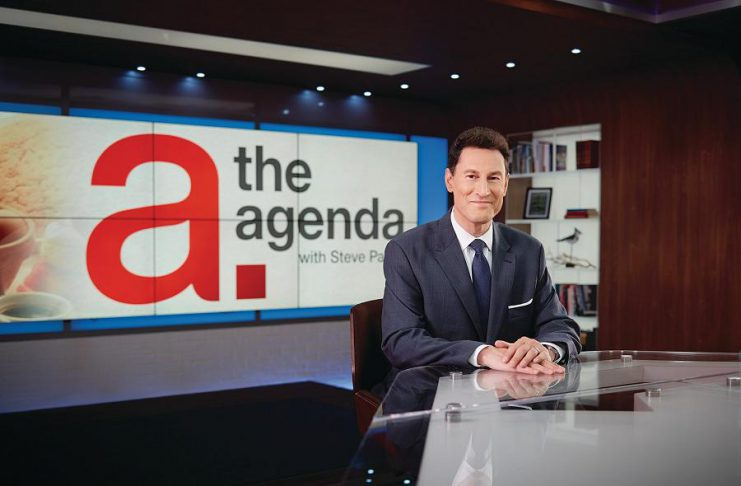 TVO anchor and author Steve Paikin will be speaking about the current state of politics and news during his keynote presentation on March 23 at the Market Hall in Peterborough