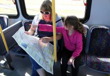 Learning how to use transit is a fun way for youth to explore their independence and a safe alternative to driving. Grade 8 students across Peterborough will receive a free transit pass to use over the March Break, and families can purchase a day pass for up to 2 adults and 4 children to ride the bus all day for only $8.00