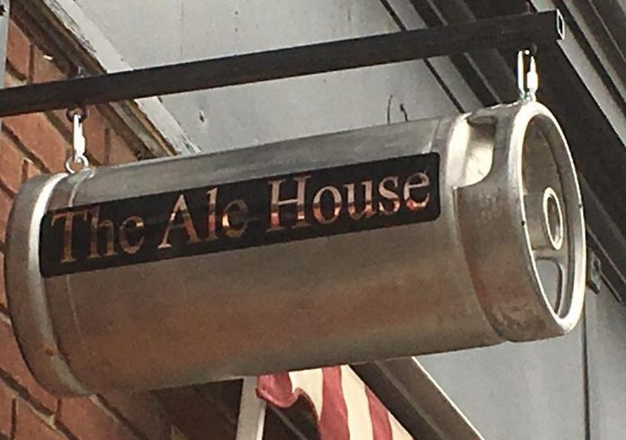 The Ale House is located at 246 Division St. in Cobourg (photo: The Ale House)