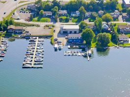 Star Marina on Chemong Lake in Bridgenorth is now Great Outdoors Landing and under new ownership (photo: Great Outdoors Landing)