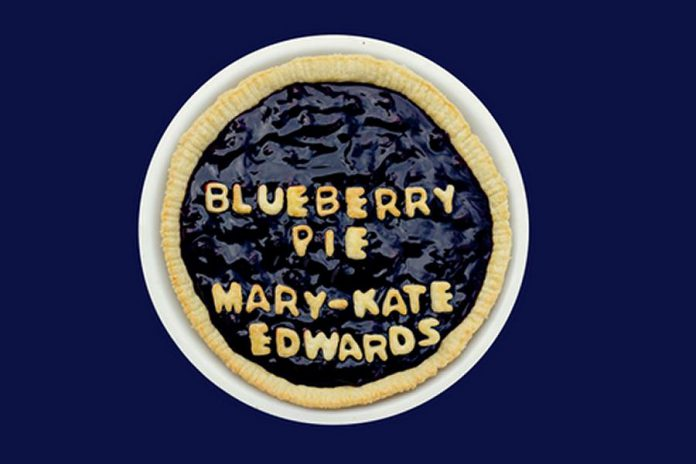 Blueberry Pie is Mary-Kate Edwards&#039 debut record