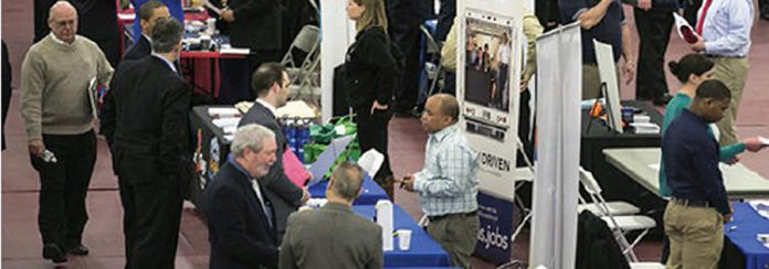 The annual Career Fair & Community Information takes place at Lakefield Legion