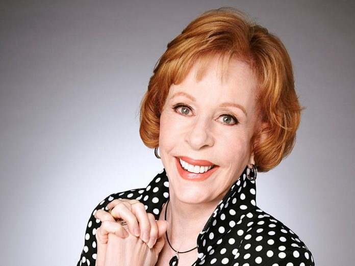 "The popular Legendary Icons Series returns to the Nexicom Studio in June with ""Carol Burnett: This Time Together"", which tells the story of Carol Burnett through story and songs performed by local musicians"