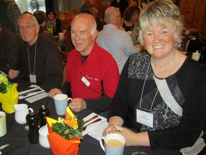 The Kawartha Chamber's annual Volunteer Appreciation Breakfast takes place on April 19 at Beachwood Resort & Frederick's Restaurant