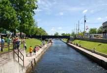 In honour of Canada's 150th anniversary, Parks Canada is offering free lockage on all historic canals including the Trent-Severn Waterway (photo: Parks Canada)