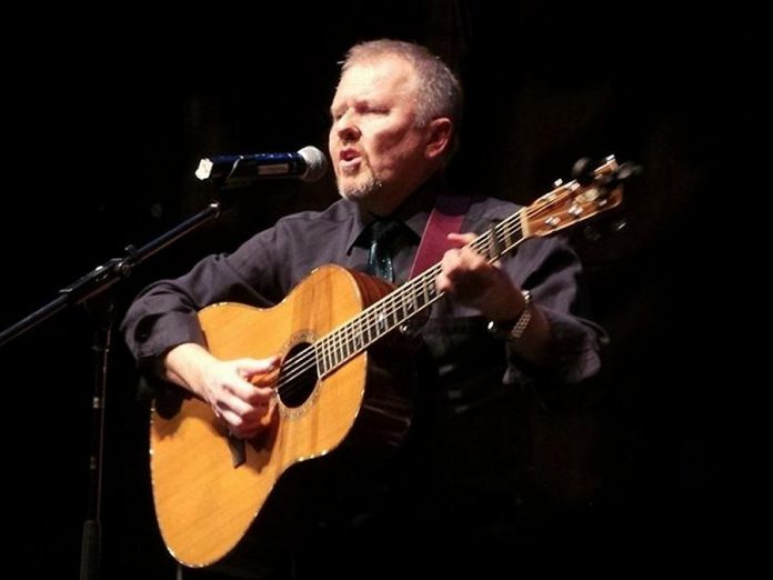 Danny Bronson performs the music of Gordon Lightfoot