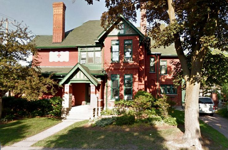Since 1981, the Peterborough, Haliburton & District Branch of the Canadian Red Cross has been located at 565 Water Street. The physical office will close effective April 30, although the Canadian Red Cross will continue to provide services to the area. (Photo: Google)