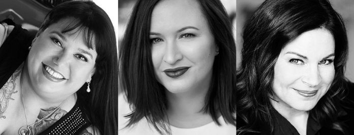 The conference features keynotes from CBC radio host and feminist comic Candy Palmater, professional coach and career expert Sarah Vermunt, and veteran actress and improv performer Linda Kash