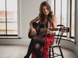 Peterborough Folk Festival presents Peterborough chanteuses Kate Suhr (pictured) and Melissa Payne (with special guests) at Catalina's in downtown Peterborough on Saturday, March 25 (photo: Bryan Reid)
