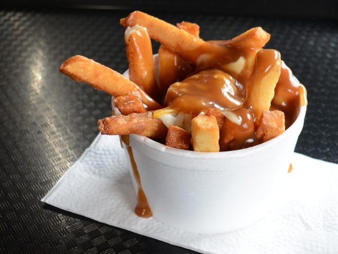 Sophia's Kitchen is offering a new mini poutine for $3.50 (photo: Eva Fisher)