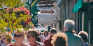 The Millbrook Business Improvement Area (BIA) has produced a new short film that shows off the beauty and vibrancy of Millbrook. The BIA is hosting an official launch party for the video on the March 29 at Madison's Place in downtown Millbrook. (Photo: Patrick Stephen / Millbrook BIA)