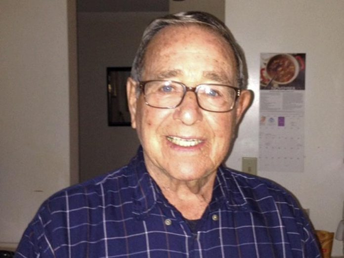88-year-old Al Turner was last seen on Easter Sunday leaving his residence in his 2009 Toyota Corolla (photo courtesy of the Peterborough Police Service)