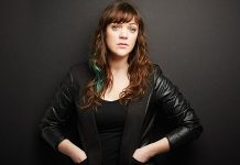 """Juno-winning songwriter Amelia Curran will join Tim Baker, Donovan Woods, and Hawksley Workman for a night of music and conversation in """"The Writes of Spring"""" at Peterborough's Market Hall on April 27 (publicity photo)"""
