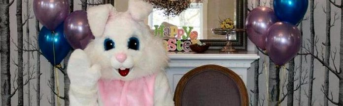 The Easter Bunny will beat Village Dental Centre in Lakefield on the morning of April 15th