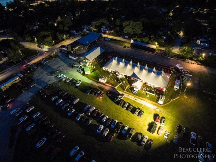 Tickets are on sale for two days only, April 29 and 30, for the 2017 Lakefield LobsterFest & Show that takes place on June 3 with the Indian River Band at the Lakefield Fairgrounds (photo: Beauclerc Photography)