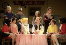 """Everybody Loves Archie"", an original play based on Archie Comics written and directed by Jen Nugent, runs from April 26 to 29 at the PCVS Auditorium in Peterborough. (Photo: Enter Stage Right)"