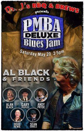 Blues Jam poster
