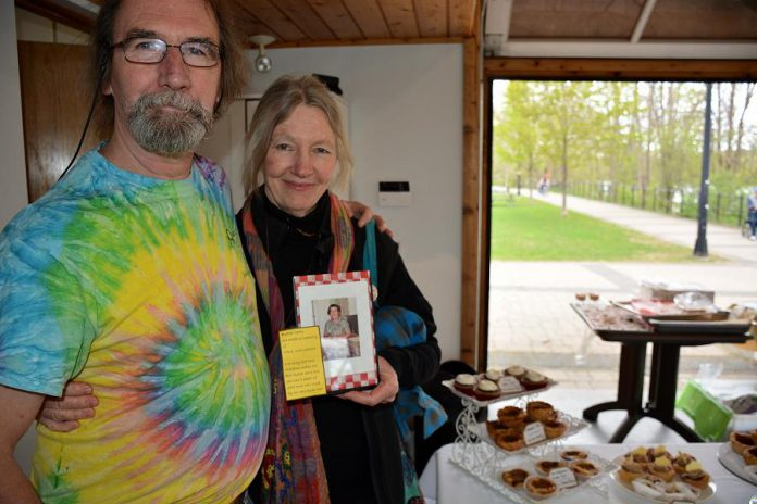 Mrs. Waldron's Butter Tart from Quaker Oats Farm are traditional tarts made according to Mrs. Waldron's recipe. (Photo: Eva Fisher / kawarthaNOW)