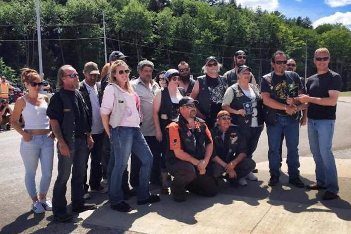 The annual All-Ways Apsley Motorcycle Rendezvous taks place on Saturday, June 3rd