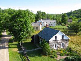 Lang Pioneer Village Museum in Keene is celebrating its 50th anniversary season beginning Tuesday, May 23. (Photo: Lang Pioneer Village)