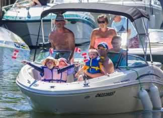 Lockfest, which takes place on Saturday, May 27 at Lock 32 Bobcaygeon, celebrates the official opening of the Trent-Severn Waterway for the 2017 navigation season. (Photo: Parks Canada / Facebook)