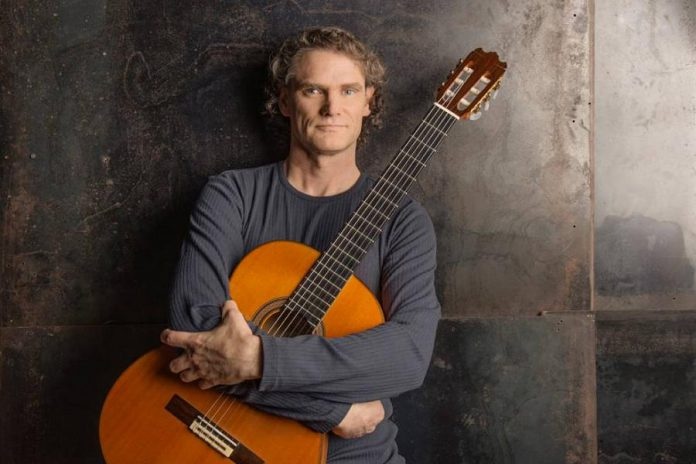 Canadian nuevo flamenco guitarist Jesse Cook performs on Wednesday, July 5