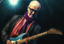 Peterborough Musicfest's 2017 season of 17 free outdoor concerts at Del Crary Park kicks off on Canada Day when Kim Mitchell helps Peterborough celebrate Canada's 150th birthday