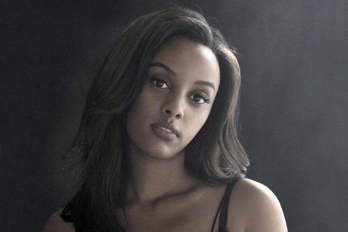 Canadian pop singer and songwriter Ruth B performs on Wednesday, July 12