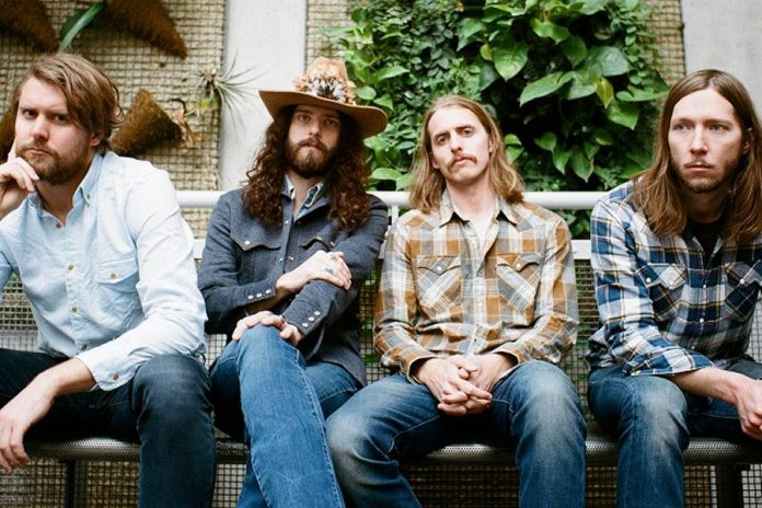 Saskatchewan rockers The Sheepdogs perform on Wednesday, August 16
