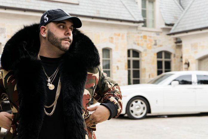 Along with the many local artists who are performing at the Peterborough LIVE Music Festival, Canadian hip hop artist Peter Jackson will be performing the 12-hour Reunion Show and Dance Party at The Venue in downtown Peterborough on Saturday, May 13. (publicity photo)