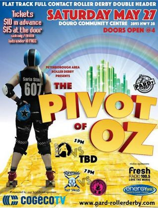 """""""The Pivot of Oz"""""""