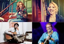 Two roots music duos are performing at the Market Hall on back-to-back days: Mairi Rankin and Ailie Robertson on May 26 and Max Gomez and Rick Fines on May 27