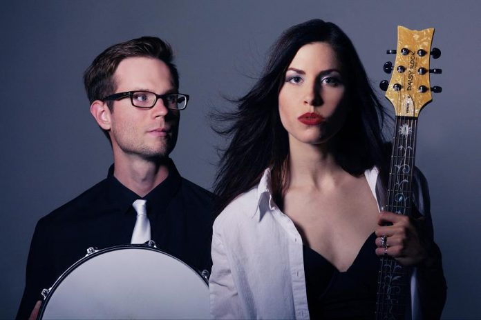 Peterborough LIVE Music Festival features local and out-of-town performers, including Rose Cora Perry and The Truth Untold (Tyler Randall), a high-energy rock duo from London, Ontario.