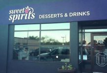 Sweet Spirits recently opened in downtown Peterborough.