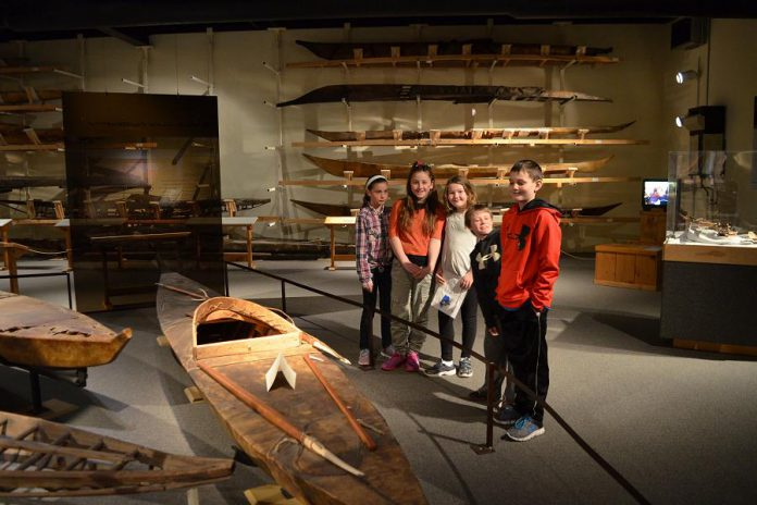 Admission to The Canadian Canoe Museum is free on National Aboriginal Day on June 21. (Photo: The Canadian Canoe Museum)