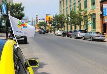 "The streets of downtown Peterborough will be crowded on Thursday, June 29 with ""Downtown Pop-Up"", the first of four days of Canada 150 celebrations in Peterborough. (Photo: Peterborough DBIA)"