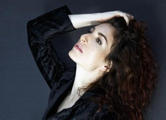 Hannah Georgas will be performing at the Peterborough Folk Festival at Nicholls Oval Park on Saturday, August 20th.