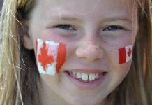 There are Canada Day festivities happening throughout the Kawarthas.