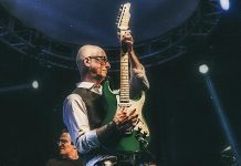 Canadian rock legend Kim Mitchell opens Peterborough Musicfest's 2017 summer season with a free concert on Canada Day at Del Crary Park. (Publicity photo)