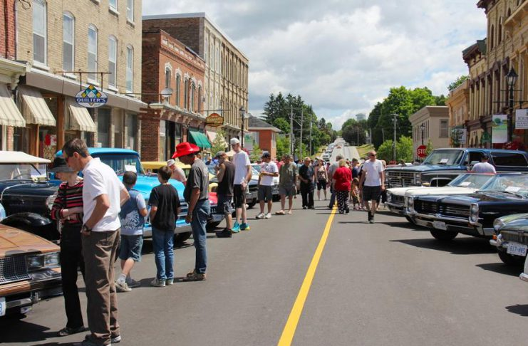 See more than 200 classic vehicles on display when the popular Millbrook Classic Car Show returns to downtown Millbrook on Saturday, July 8 from 8 a.m. to 2 p.m.