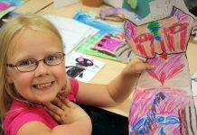 Summer is the time to let your child express themselves and try something new -- whether that be ceramic arts, stop motion animation, or horsemanship -- and there's no better place to nurture it than art and equine summer camps. The Art School of Peterborough allows children to experiment with painting, drawing, pottery, sculpting, mixed media, and crafts using a variety of art materials. (Photo: Art School of Peterborough)