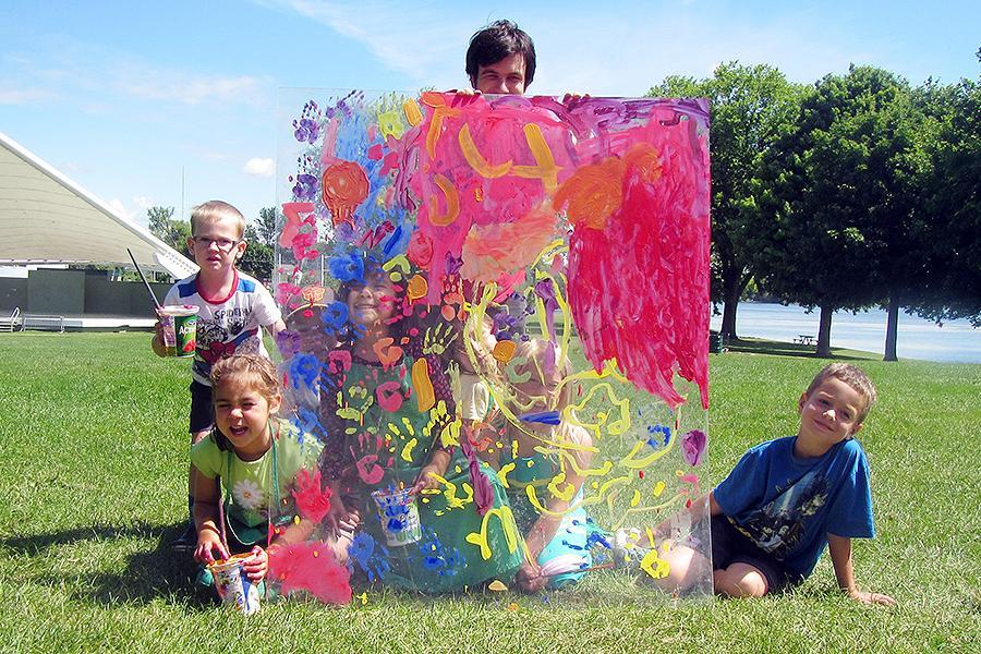 Art Classes For Kids In Peterborough