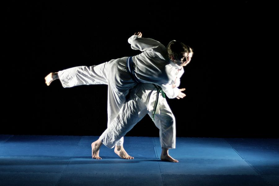 Get a taste of the traditional Japanese martial art of Jiu Jitsu. Focus, discipline, confidence, physical fitness, movement, and self-defense are taught in a fun and safe environment (Photo: Hector Sarne / Peterborough Multi-Sport Club)