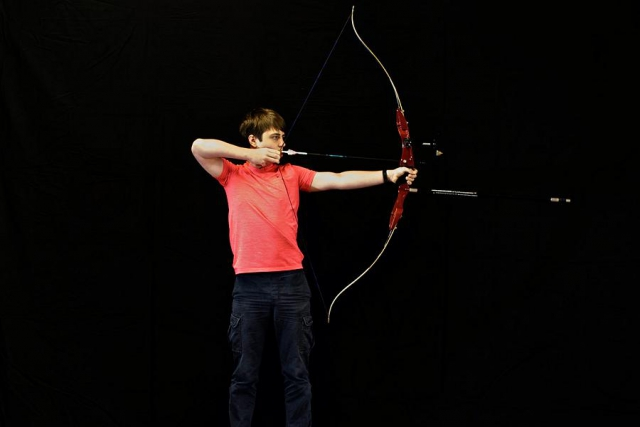 Archery is a relaxing sport that gives campers an opportunity to develop their confidence and learn new skills, improve mental focus, improve coordination, and improve their balance. (Photo: Hector Sarne / Peterborough Multi-Sport Club)